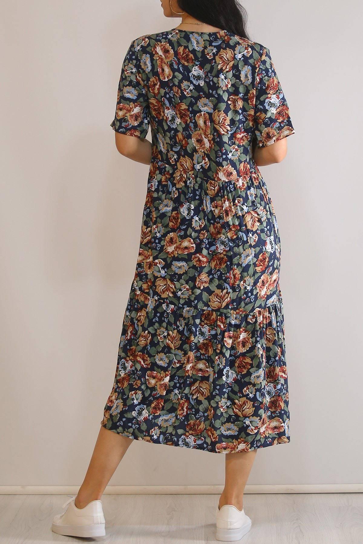 Dokuma Elbise Yeşilvizon - 5990.701.