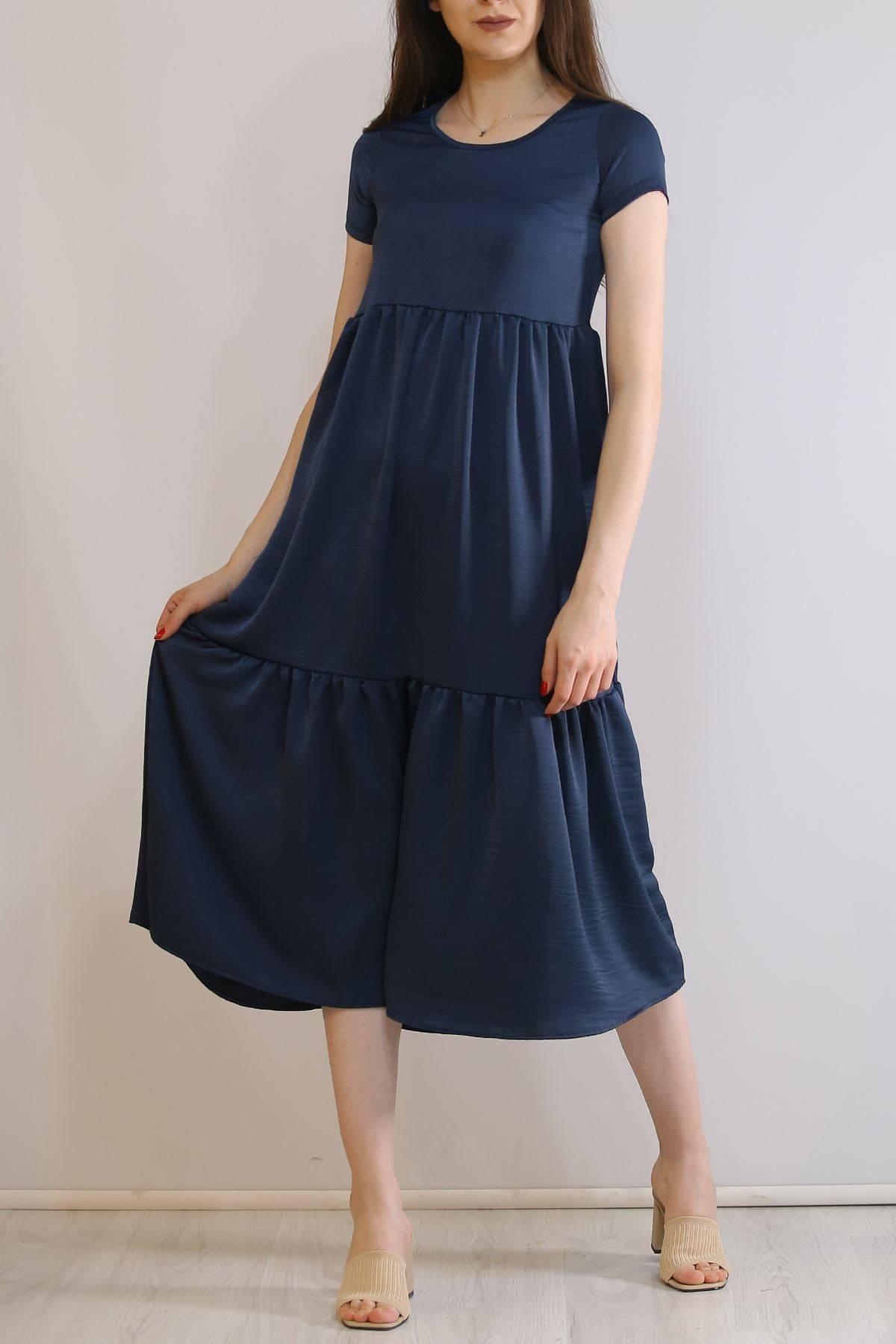 Ayrobin Elbise Lacivert - 6023.1247.
