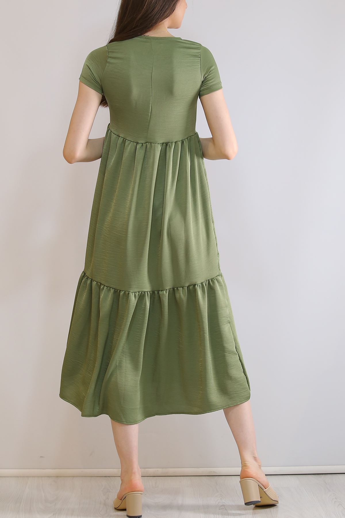 Ayrobin Elbise Mint - 6023.1247.
