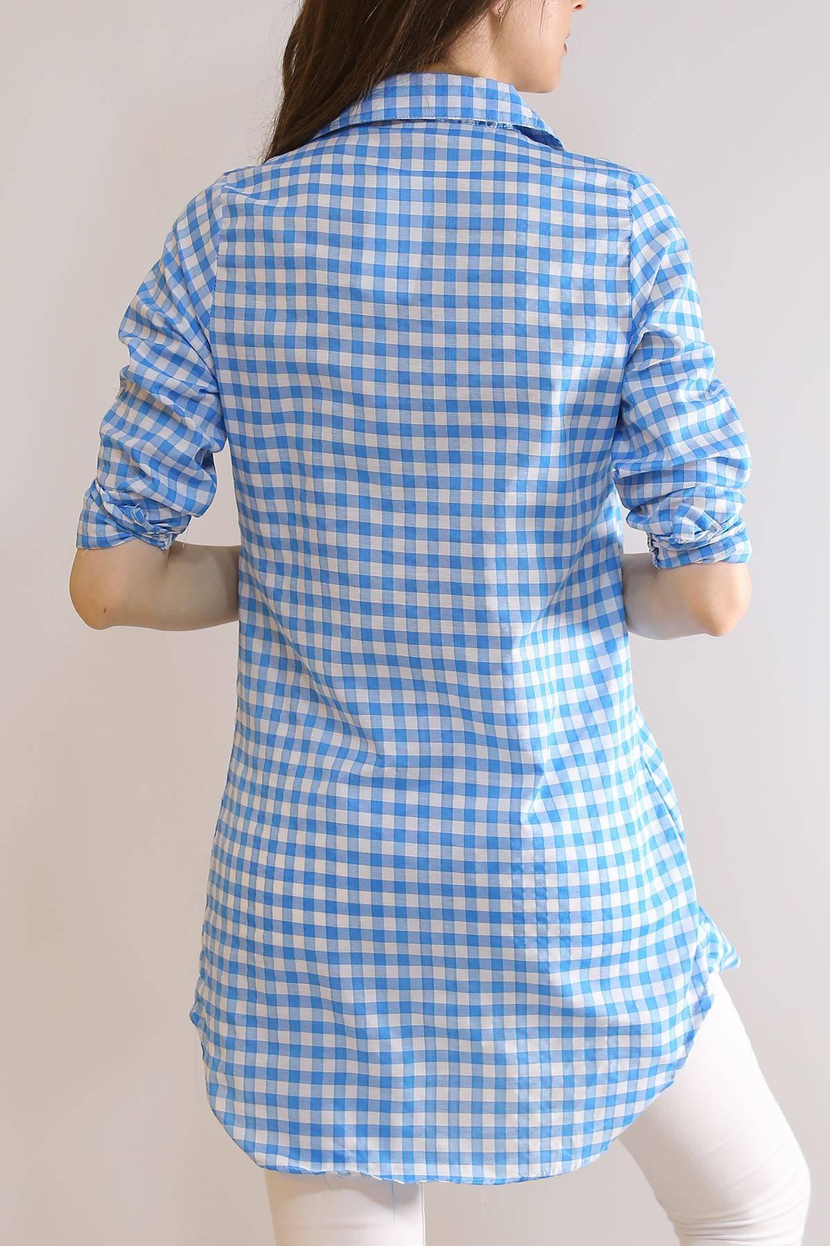 Tunik Gömlek Açıkmavi1 - 5905.1376.