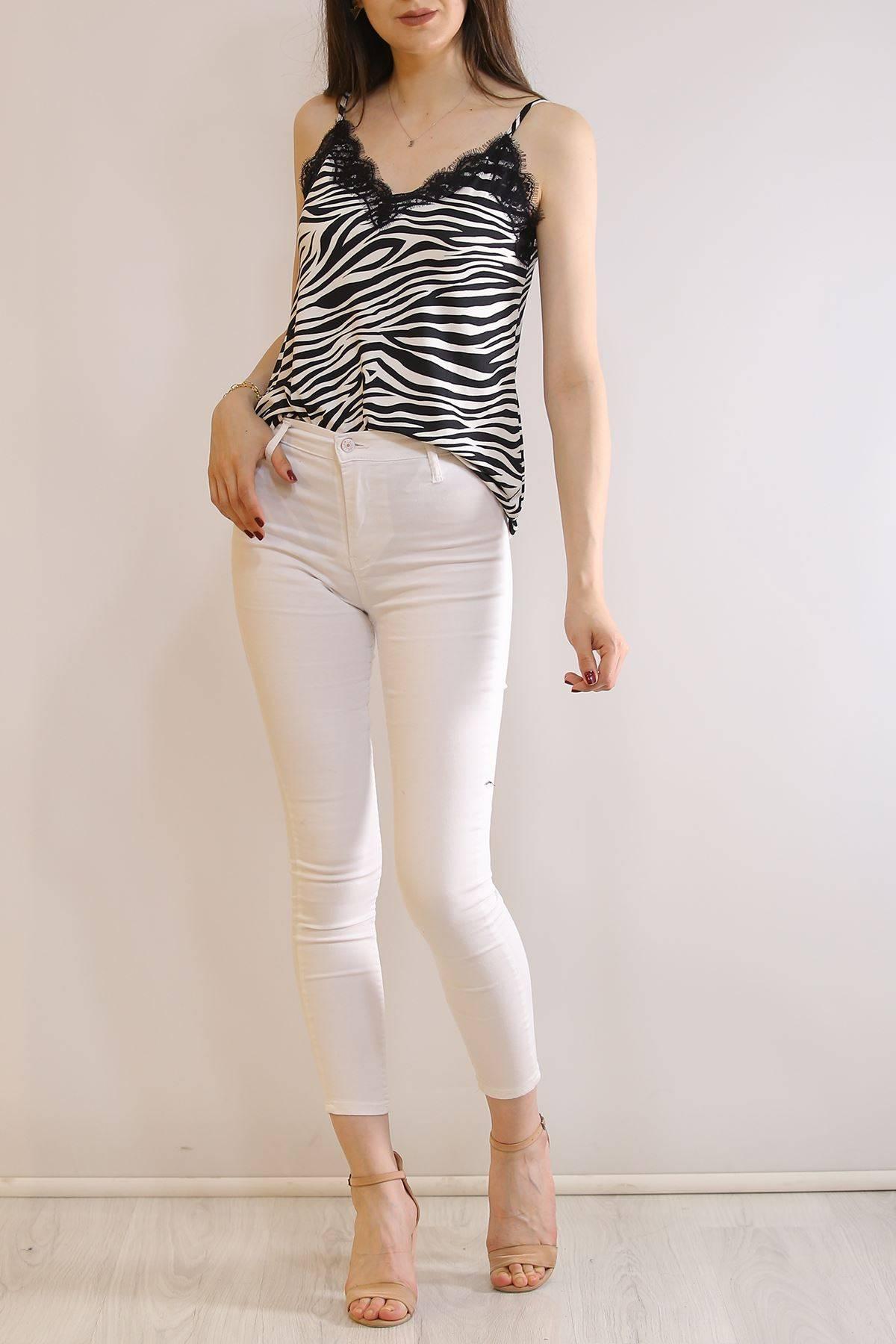 Yaka Dantelli Atlet Zebra - 6048.1212.