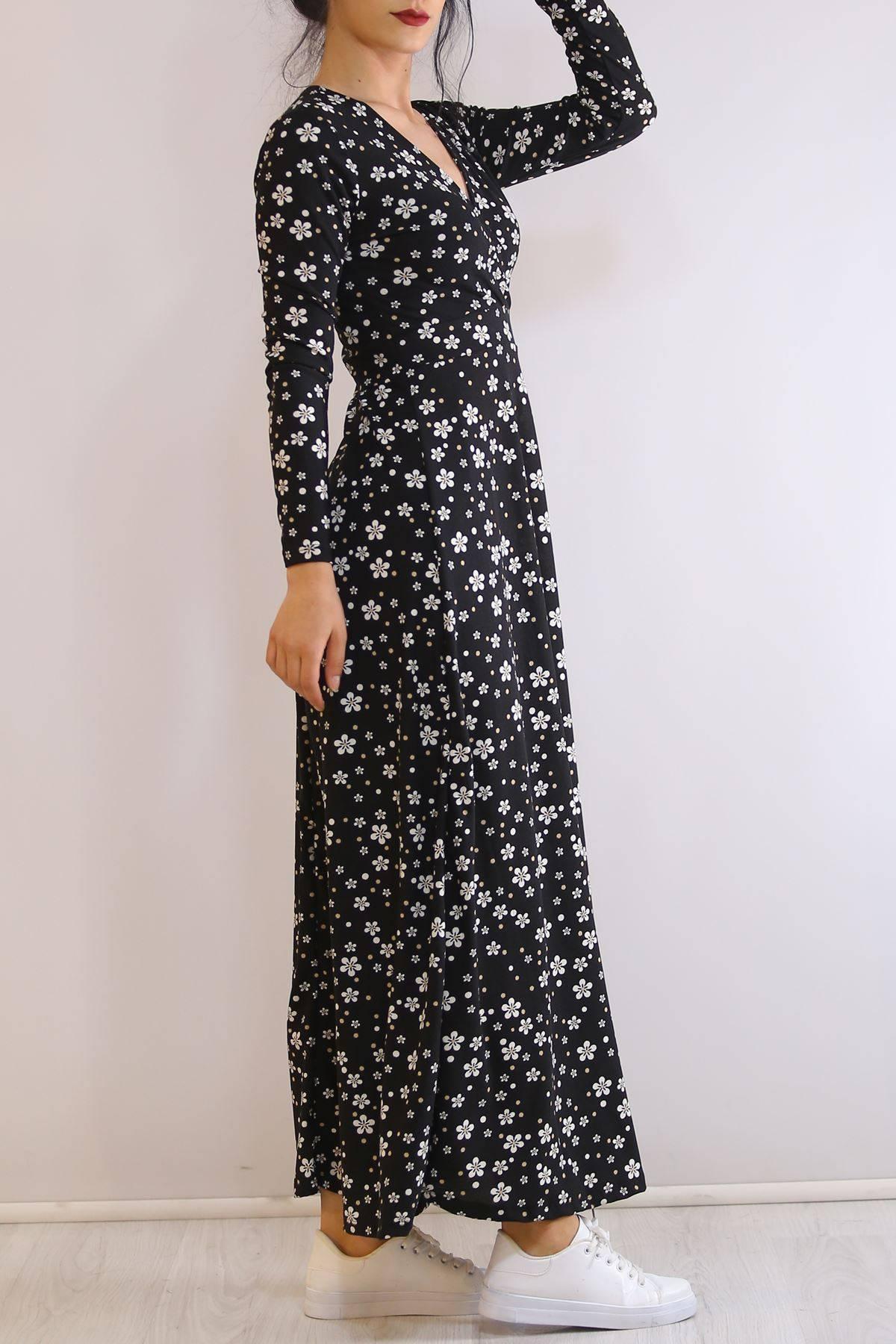 Çiçekli Elbise Çiçekdesenli - 4987.716.